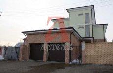 Фасады частных домов
